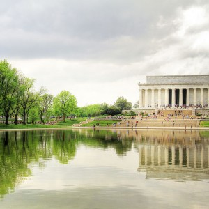 Lincoln Memorial and Water